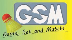 GSM-Cup - Game, Set and Match!